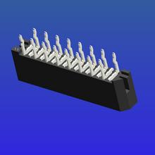 1.0mm間距C型雙面接直針無鎖式FPC