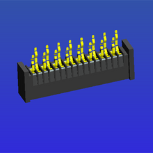 1.25mm間距A型直針雙面接FPC