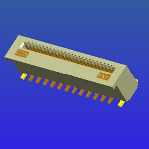 0.5mm間距無鎖立貼式FPC