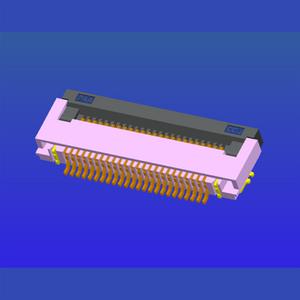 0.5mm間距2.0高掀蓋式FPC