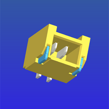 1.0mm間距T2帶扣型WTB