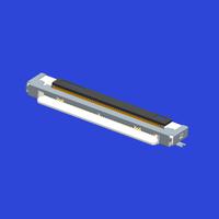 0.5mm間距3.1高前插后掀式FPC